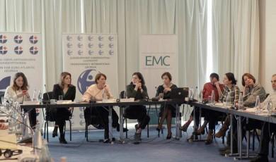 სამუშაო შეხვედრა : დემოკრატიული რეფორმები უსაფრთხოების სექტორში