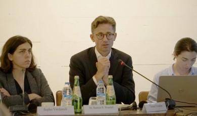 """მრგვალი მაგიდა ,,პროკურატურის რეფორმა საკონსტიტუციო ცვლილებების შუქზე"""""""