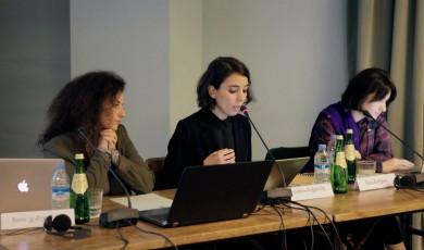 კვლევის პრეზენტაცია - უსაფრთხოების მზერის ქვეშ: ისტორია, რელიგია და პოლიტიკა პანკისის ხეობაში