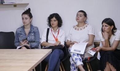 """კვლევის პრეზენტაცია:  """"ნარკოპოლიტიკა საქართველოში - შეჩერებული რეფორმა და ახალი ტენდენციები"""""""