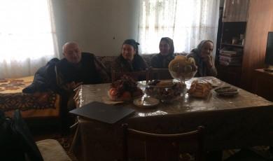 საინფორმაციო შეხვედრა სოფელ კასუმლოში