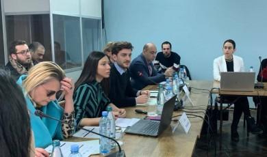 ნარკოპოლიტიკა საქართველოში - 2019 წლის ტენდენციები - ანგარიშის პრეზენტაცია