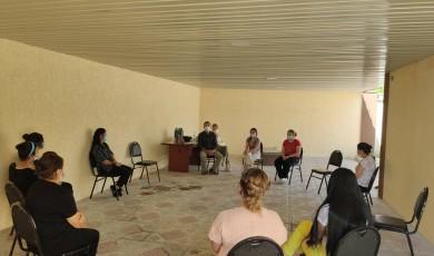 შეხვედრები გლეხთა კოოპერატივებისა და სახელმწიფოს მიერ აგრარული მეურნეობის სუბსიდირების პროგრამების შესახებ