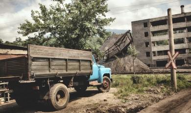 ინდუსტრილოგია: ტყიბუ