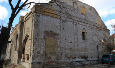 EMC and TDI call on the State to immediately put a stop to the illegal acts of damaging the Tandoyants Historical Armenian Church