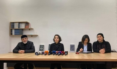 EMC assesses the restricted materials containing state secrets in Machalikashvili's case