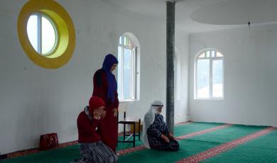 მაღალმთიანი აჭარის მუსლიმი ქალები