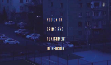 Policy of Crime and