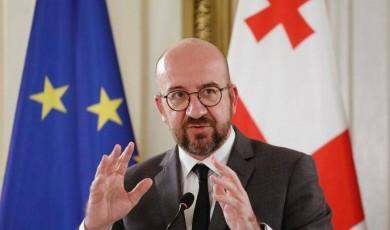 ევროპული საბჭოს პრეზიდენტს, ბატონ შარლ მიშელს - სამოქალაქო სექტორის და მედიის მიმართვა