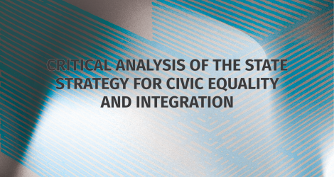 Сritical Analysis of the State Strategy for Civic Equality and Integration