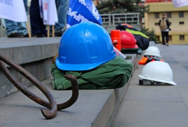 EMC და PHR  მშენებლობაზე 16 წლის მოზარდის გარდაცვალებას ეხმიანებიან