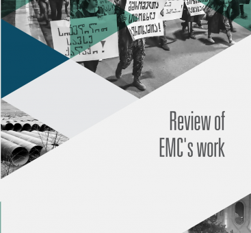 Review of EMC's work - 2018/2019