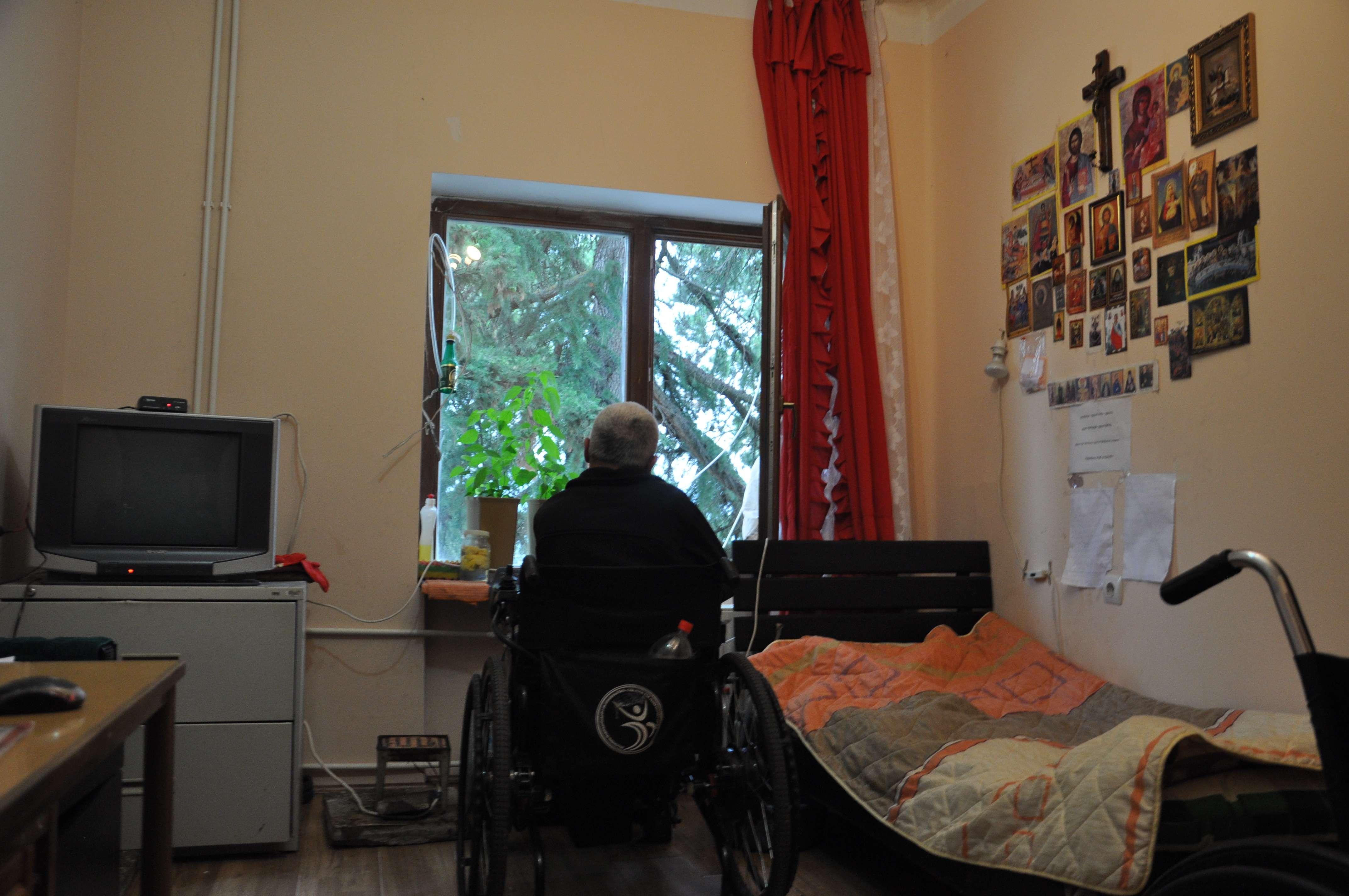 თემური - დუშეთის პანსიონატი